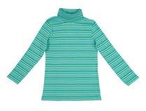 Green sweatshirt Royalty Free Stock Image