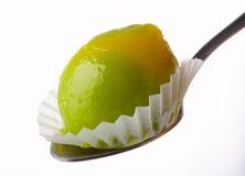 Green sweet Royalty Free Stock Image