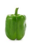 Green sweet pepper Royalty Free Stock Image