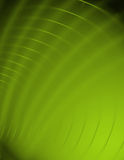 Green swirl abstract. Green swirl patterned gradient abstract background illustration Royalty Free Stock Photos