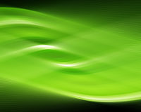 Green swirl background Royalty Free Stock Images