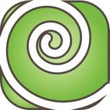 Green Swirl Royalty Free Stock Photos