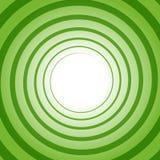 Green swirl pattern Lollipop candy Royalty Free Stock Photo