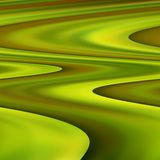 Green swirls Royalty Free Stock Photo