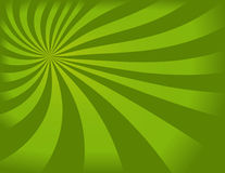 Green Swirly Background Royalty Free Stock Images