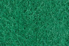 Green synthetic fabric texture Stock Photos