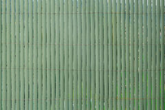 Green synthetic hurdle background. Green synthetic hurdle fence covering Stock Photos