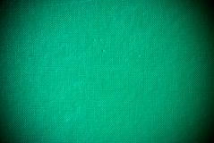 Green synthetic plastic grained material background or texture Stock Photography