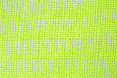 Green table mat texture Royalty Free Stock Photography