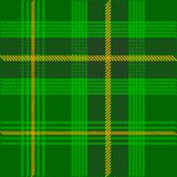 Green Tartan Stock Image