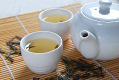 Green Tea 1 Stock Images
