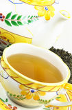 Green tea. Stock Images
