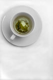 Green tea. Tea is a traditional Chinese beverage Stock Images