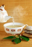Green tea Royalty Free Stock Image