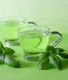 Green tea stock images
