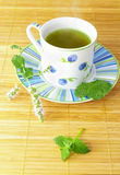 Green tea Stock Photography