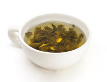 Green tea. Stock Image