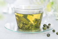 Free Green Tea Royalty Free Stock Photography - 49492227