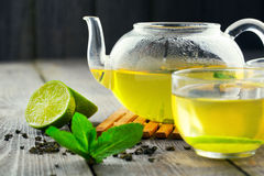 Free Green Tea Royalty Free Stock Images - 69951719