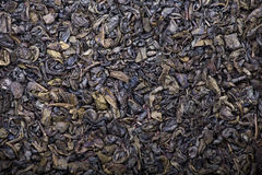 Green tea background Royalty Free Stock Image