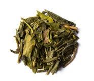 Green tea bancha japanese Stock Image