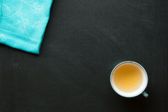 Green tea bancha Royalty Free Stock Photos