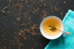 Green tea bancha Stock Photography