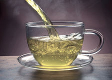 Green tea Royalty Free Stock Photo