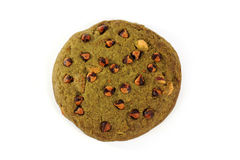 Green tea Cookie Stock Images