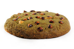 Green tea Cookie Stock Photos