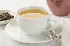 Green tea Royalty Free Stock Photo