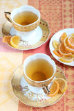 Green Tea And Fruit Jelly Candy Royalty Free Stock Photo