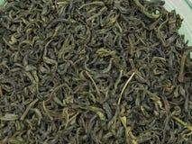 Green tea loose Stock Photography