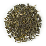 Green tea Organic Jasmine Royalty Free Stock Images