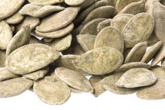 Green Tea Pumpkin Seeds Royalty Free Stock Image