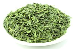 Green Tea Sencha China Stock Photography