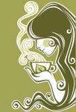 Green tea Royalty Free Stock Photography