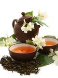 Green Tea With Jasmine Royalty Free Stock Photo