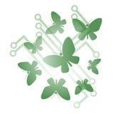 Green tech Royalty Free Stock Photos