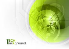 Green tech Royalty Free Stock Images