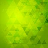 Green tech vector design Royalty Free Stock Photography