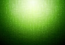 Green technical abstract background Royalty Free Stock Photography