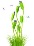Green technology Royalty Free Stock Photo