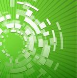 Green technology background Stock Photo