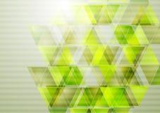 Green technology vector design Royalty Free Stock Photo