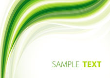 Green template Stock Photo