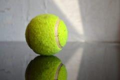 Green Tennis Ball Royalty Free Stock Photos