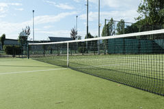 Free Green Tennis Court Stock Photography - 53961672
