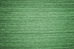 Green textile background Royalty Free Stock Image