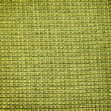 Green textile woven texture background Royalty Free Stock Photos